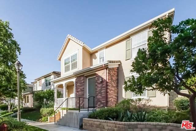 28247 N Via Sonata Dr, Santa Clarita, CA 91354 (#21-734942) :: Montemayor & Associates
