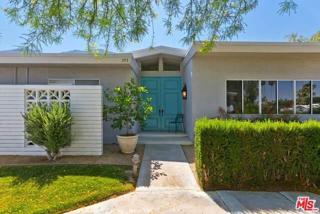 353 E Avenida Granada, Palm Springs, CA 92264 (#21-735282) :: The Grillo Group