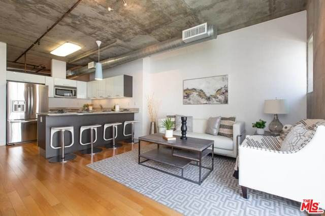 645 W 9Th St #405, Los Angeles, CA 90015 (#21-735384) :: TruLine Realty