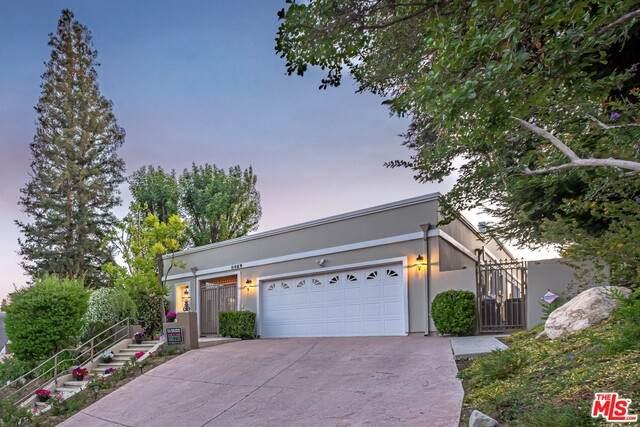 4489 Ellenita Ave, Tarzana, CA 91356 (#21-735464) :: Randy Plaice and Associates