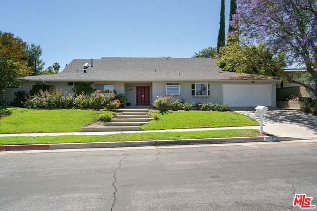 5901 Lockhurst Dr, Woodland Hills, CA 91367 (#21-735868) :: Lydia Gable Realty Group