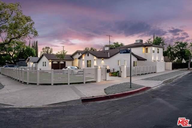 17501 Arminta St, Northridge, CA 91325 (#21-736054) :: Montemayor & Associates