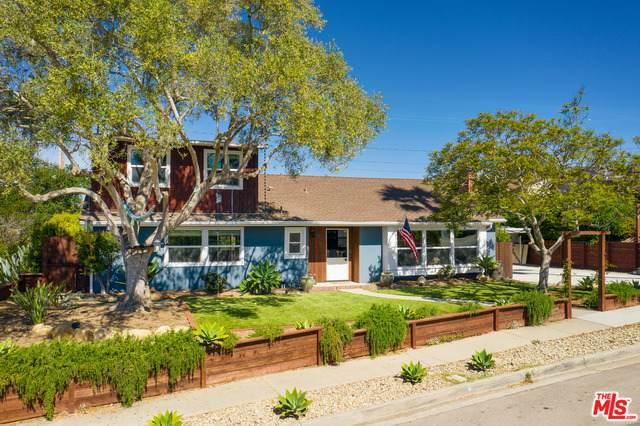 705 Island View Dr, Santa Barbara, CA 93109 (#21-736090) :: Lydia Gable Realty Group