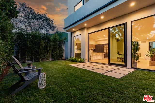 1101 Amoroso Pl, Venice, CA 90291 (#21-736240) :: Berkshire Hathaway HomeServices California Properties