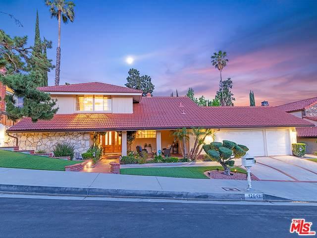 12041 Doral Ave, PORTER RANCH, CA 91326 (#21-736542) :: Montemayor & Associates