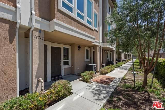 14713 Sherman Way, Van Nuys, CA 91405 (#21-736608) :: The Pratt Group
