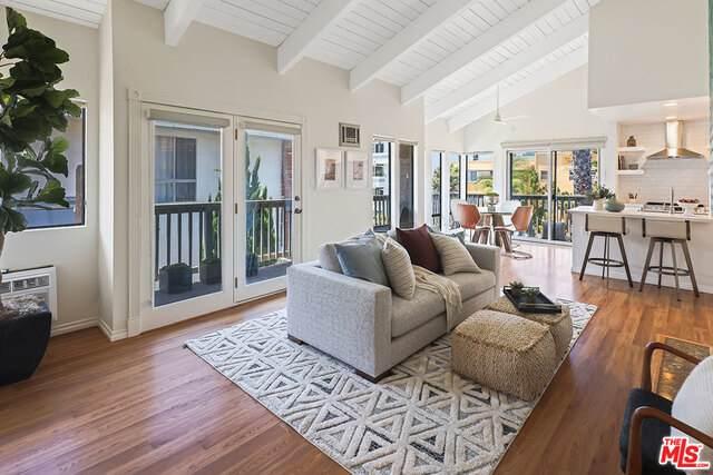 11826 Kiowa Ave #201, Los Angeles, CA 90049 (MLS #21-736710) :: The John Jay Group - Bennion Deville Homes