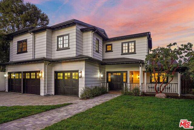 4938 Morse Ave, Sherman Oaks, CA 91423 (#21-736972) :: The Pratt Group