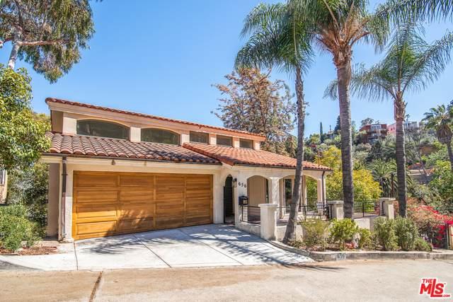 656 Pheasant Dr, Los Angeles, CA 90065 (#21-737030) :: Montemayor & Associates