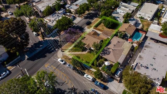 4104 Baldwin Ave, Culver City, CA 90232 (#21-737132) :: TruLine Realty