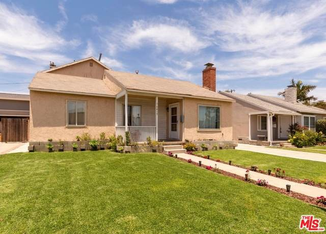 6415 W 87Th Pl, Los Angeles, CA 90045 (#21-737184) :: Lydia Gable Realty Group