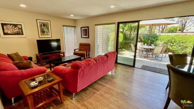 1871 E Sandalwood Dr, Palm Springs, CA 92262 (MLS #21-737340) :: The Jelmberg Team