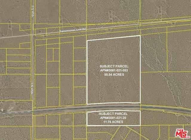 0 200 St. E And Ave. U To U-8, Palmdale, CA 93591 (#21-737446) :: Angelo Fierro Group | Compass