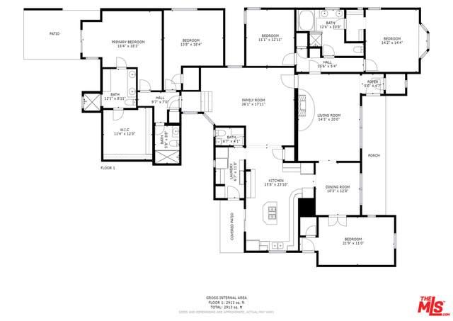 5643 Shirley Ave, Tarzana, CA 91356 (#21-737628) :: Randy Plaice and Associates
