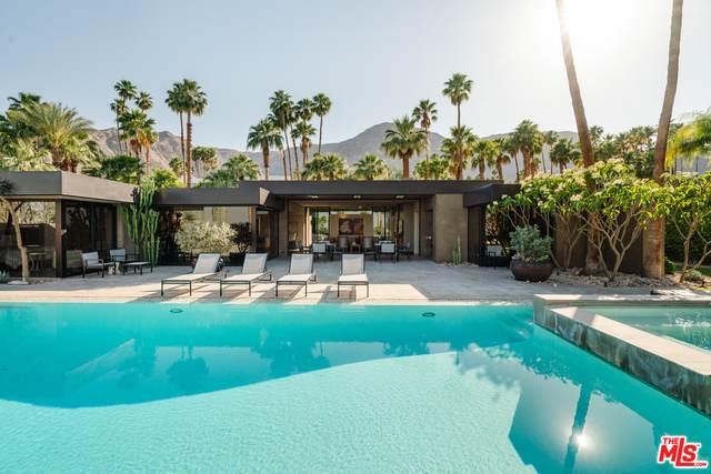 70257 Calico Rd, Rancho Mirage, CA 92270 (#21-737904) :: The Pratt Group