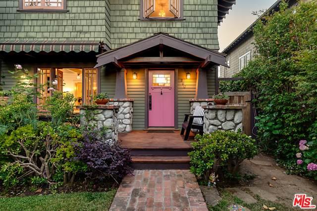 860 Nowita Pl, Venice, CA 90291 (#21-738364) :: Montemayor & Associates