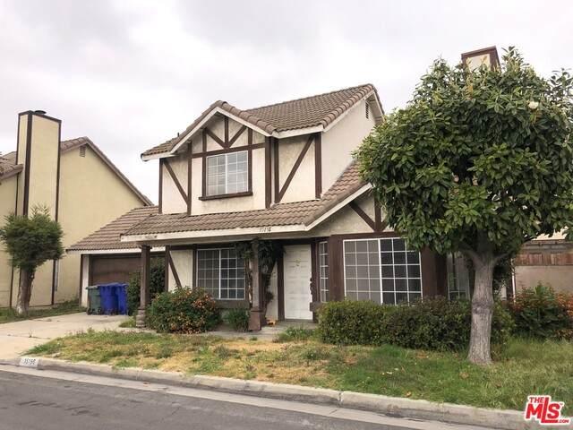 15150 Rancho Clemente Dr, Paramount, CA 90723 (#21-738824) :: The Pratt Group
