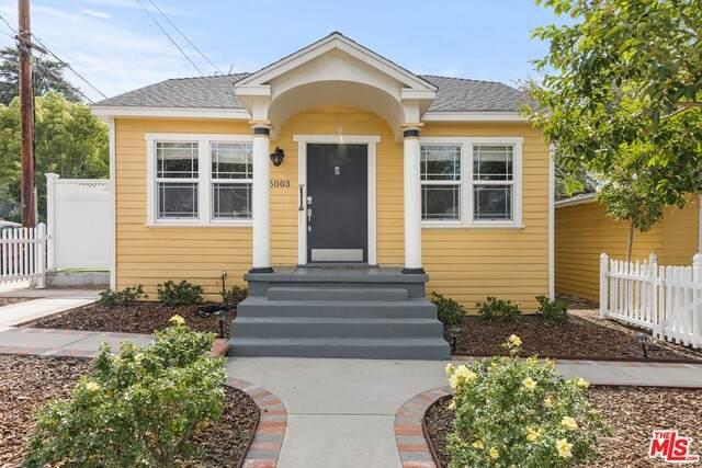 5003 Lockhaven Ave, Los Angeles, CA 90041 (#21-738988) :: Montemayor & Associates