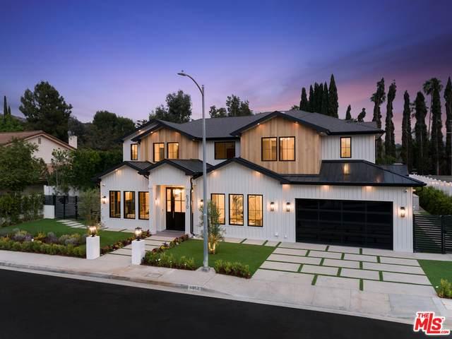 6310 Mirror Lake Dr, Los Angeles, CA 90068 (#21-739786) :: Lydia Gable Realty Group
