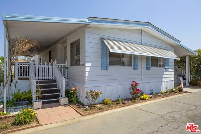 15435 Los Olivos St #116, MISSION HILLS, CA 91345 (#21-740280) :: Berkshire Hathaway HomeServices California Properties