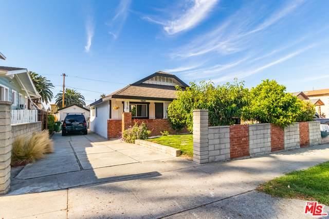 976 W Sepulveda St, San Pedro, CA 90731 (MLS #21-740338) :: Zwemmer Realty Group