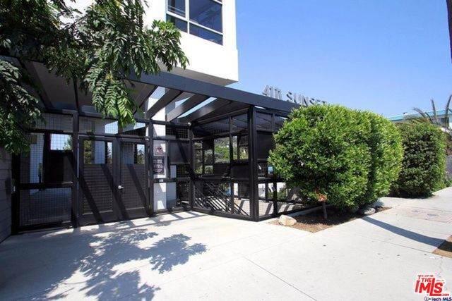 4111 W Sunset Blvd #542, Los Angeles, CA 90029 (MLS #21-740450) :: The John Jay Group - Bennion Deville Homes