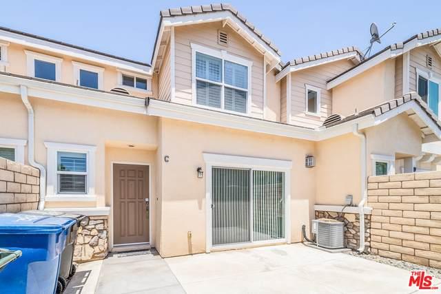 8682 Belmont St C, Cypress, CA 90630 (MLS #21-740742) :: Hacienda Agency Inc