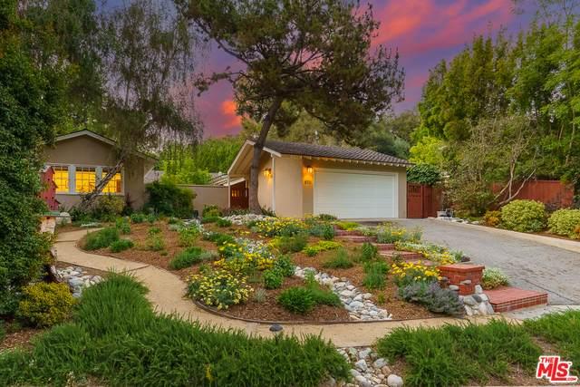 870 Laguna Rd, Pasadena, CA 91105 (#21-741130) :: Randy Plaice and Associates