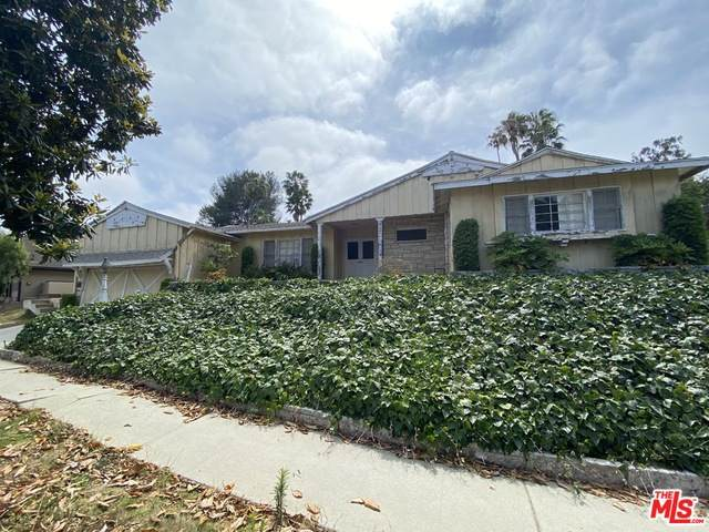 2731 Anchor Ave, Los Angeles, CA 90064 (#21-741922) :: Berkshire Hathaway HomeServices California Properties