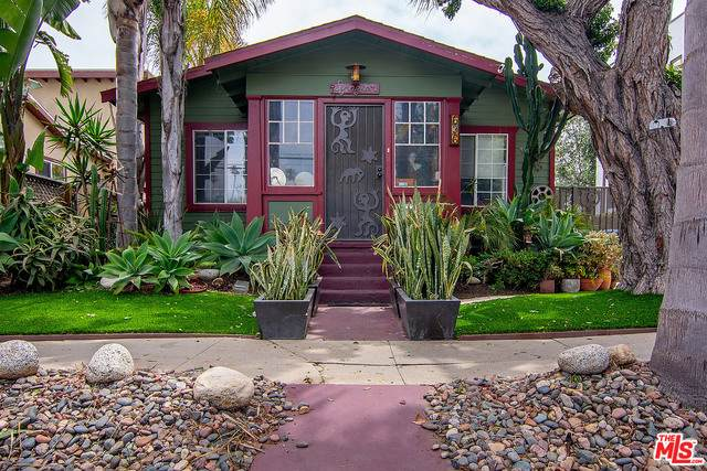 636 Woodlawn Ave, Venice, CA 90291 (#21-742004) :: The Grillo Group