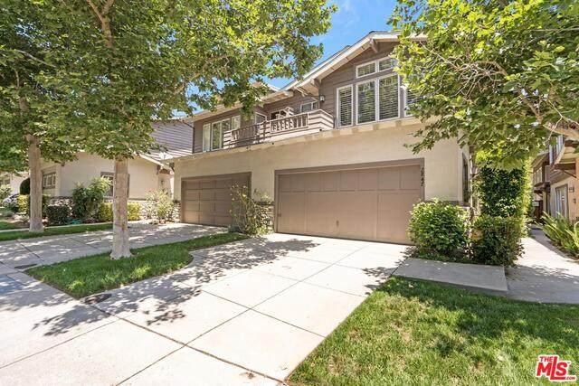 2847 Butter Creek Dr, Pasadena, CA 91107 (#21-742954) :: Montemayor & Associates