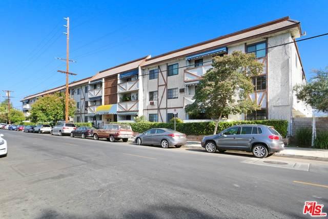 18530 Hatteras St #204, Tarzana, CA 91356 (#21-743022) :: Randy Plaice and Associates