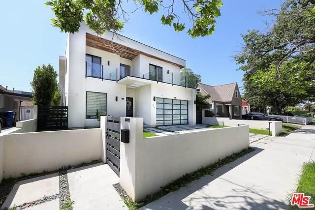 619 S Orange Dr, Los Angeles, CA 90036 (#21-743286) :: Randy Plaice and Associates