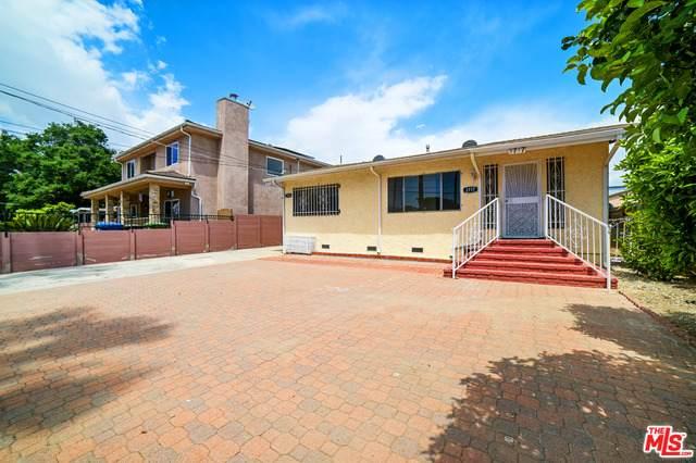 3713 Seneca Ave, Los Angeles, CA 90039 (#21-743470) :: The Pratt Group
