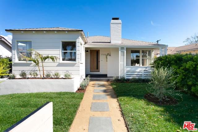 1700 S Ridgeley Dr, Los Angeles, CA 90019 (#21-743702) :: Montemayor & Associates