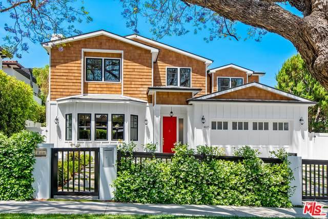 4117 Dixie Canyon Ave, Sherman Oaks, CA 91423 (#21-743756) :: Berkshire Hathaway HomeServices California Properties