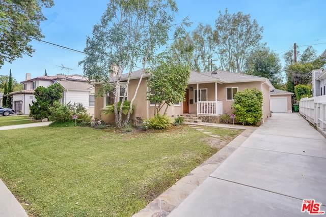 2617 Castle Heights Pl, Los Angeles, CA 90034 (#21-743846) :: Montemayor & Associates