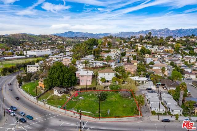 1800 N Eastern Ave, Los Angeles, CA 90032 (#21-743936) :: Angelo Fierro Group   Compass