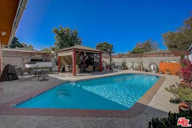 4743 W 164Th St, Lawndale, CA 90260 (#21-744194) :: Montemayor & Associates