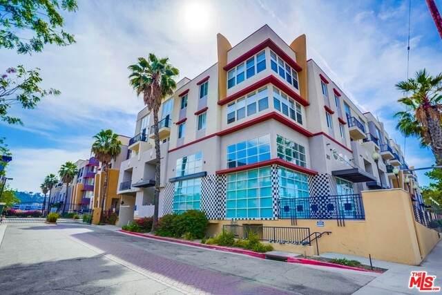 360 W Avenue 26 #105, Los Angeles, CA 90031 (MLS #21-744392) :: The Jelmberg Team