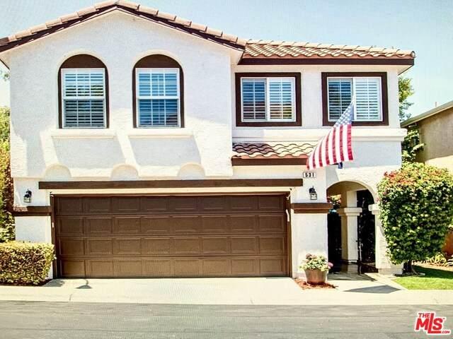 531 Hooper Ave, Simi Valley, CA 93065 (MLS #21-744476) :: Hacienda Agency Inc