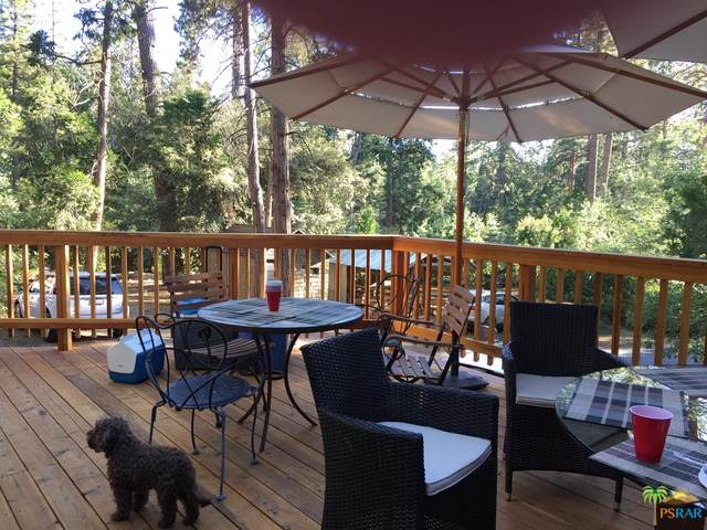 55050 Strong Dr, Idyllwild, CA 92549 (MLS #21-744560) :: Zwemmer Realty Group