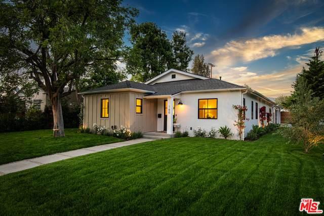 160 S Parish Pl, Burbank, CA 91506 (#21-744940) :: Montemayor & Associates
