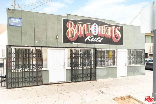 3007 E 4Th St, Los Angeles, CA 90063 (#21-745134) :: Randy Plaice and Associates