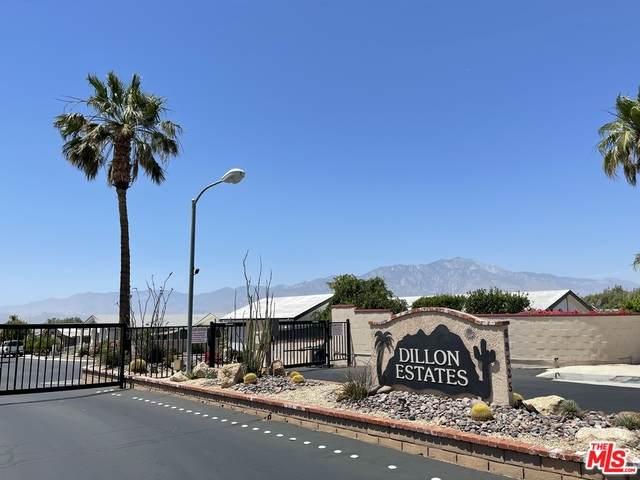 69525 Dillon Rd #34, Desert Hot Springs, CA 92241 (MLS #21-745180) :: Hacienda Agency Inc