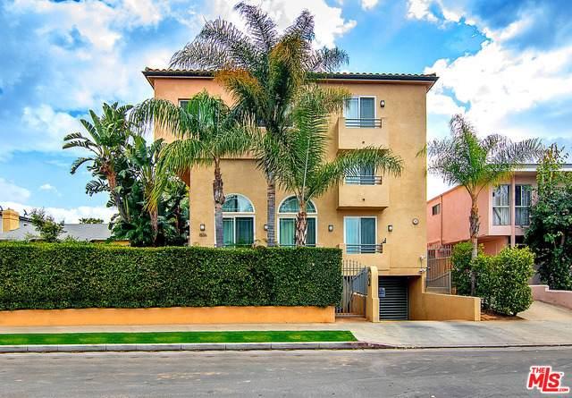 1536 Hi Point St #103, Los Angeles, CA 90035 (#21-745298) :: Berkshire Hathaway HomeServices California Properties