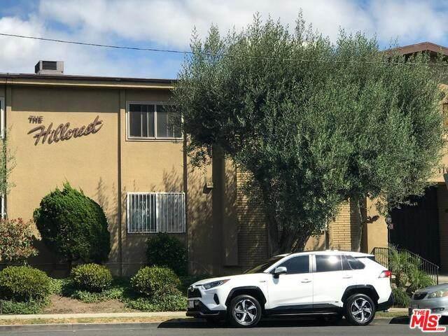 110 E Hillcrest Blvd #206, Inglewood, CA 90301 (#21-745414) :: Randy Plaice and Associates