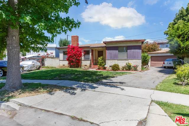 3035 S Bentley Ave, Los Angeles, CA 90034 (#21-745450) :: Berkshire Hathaway HomeServices California Properties