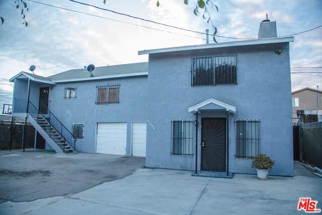 8905 S Hoover St, Los Angeles, CA 90044 (#21-745598) :: Montemayor & Associates