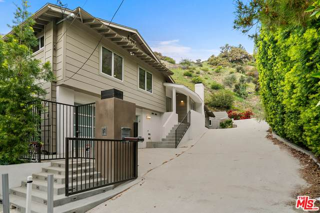 2139 El Roble Ln, Beverly Hills, CA 90210 (MLS #21-745614) :: The Jelmberg Team